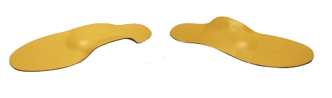 Индивидуальные ортопедические  стельки для повседневной обуви